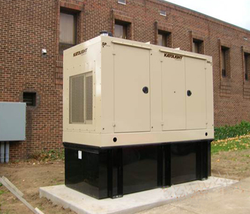 Commercial Sales Installation & Service at Generator Specialist Inc.