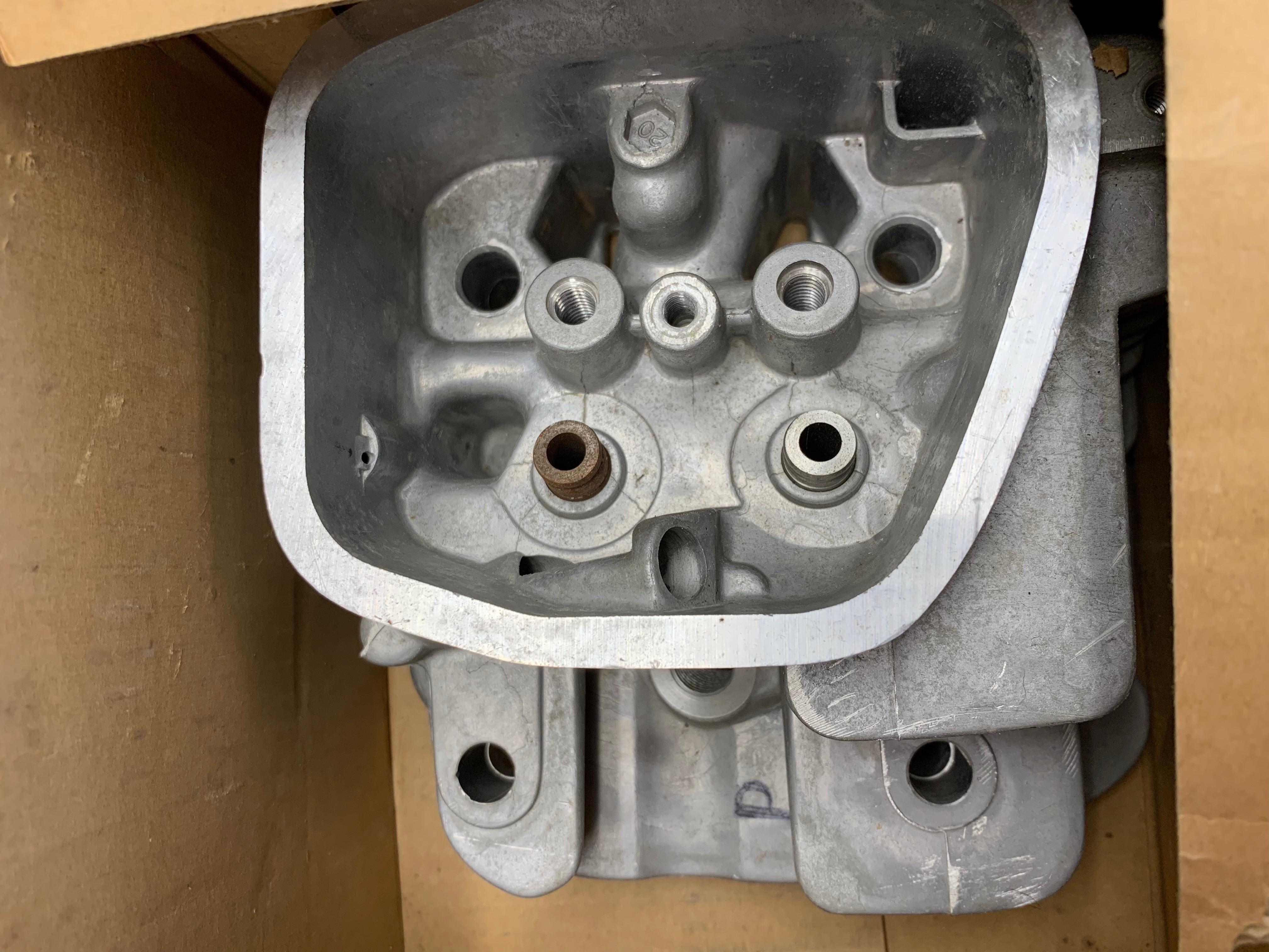Honda 122A0-ZE-900 Cylinder Head