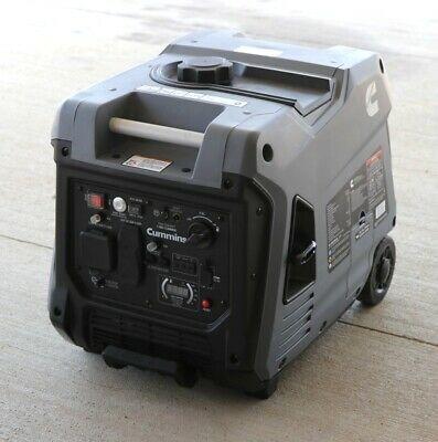 Onan P4500i Inverter Portable Generator