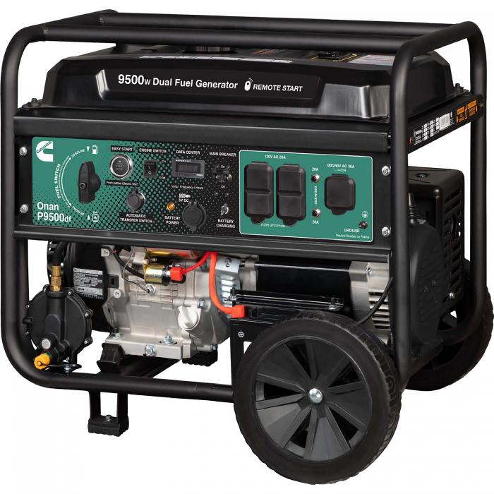 Cummins P9500df Portable Generator